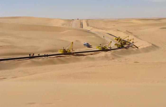 ZUBAIR OIL FIELD DEVELOPMENT