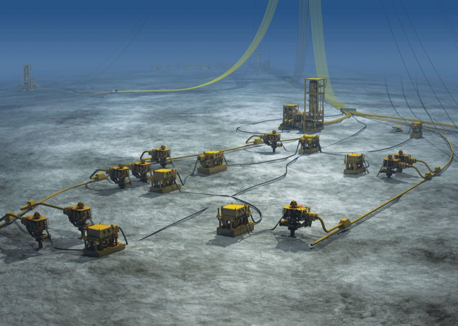 Subsea Umbilicals, Risers and Flowlines (SURF)